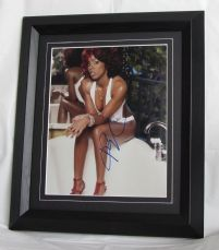 A434KR KELLY ROWLAND SIGNED